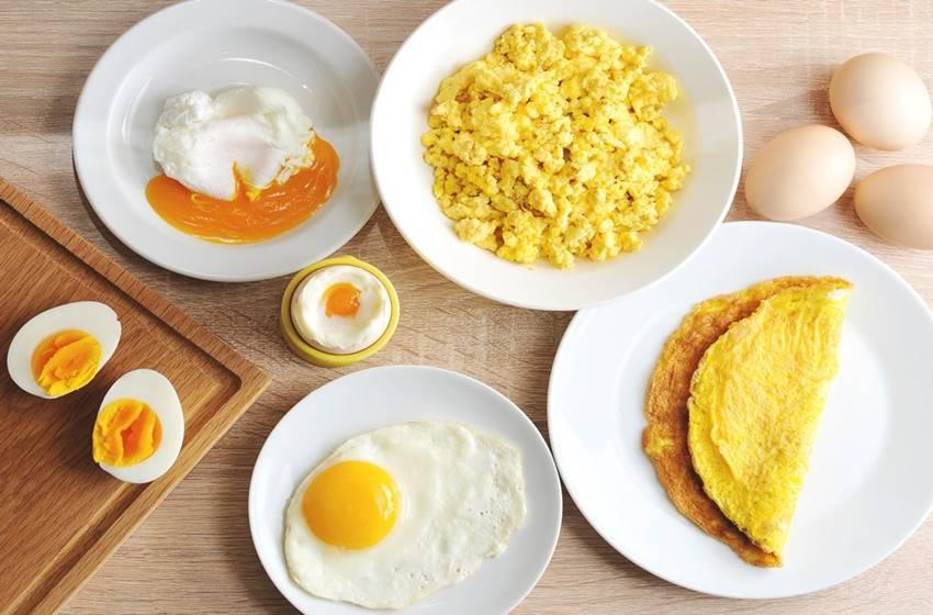 Alimentação Saudável - Ovos