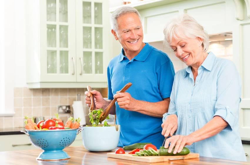 Alimentação Natural para viver até os 100 anos de idade!