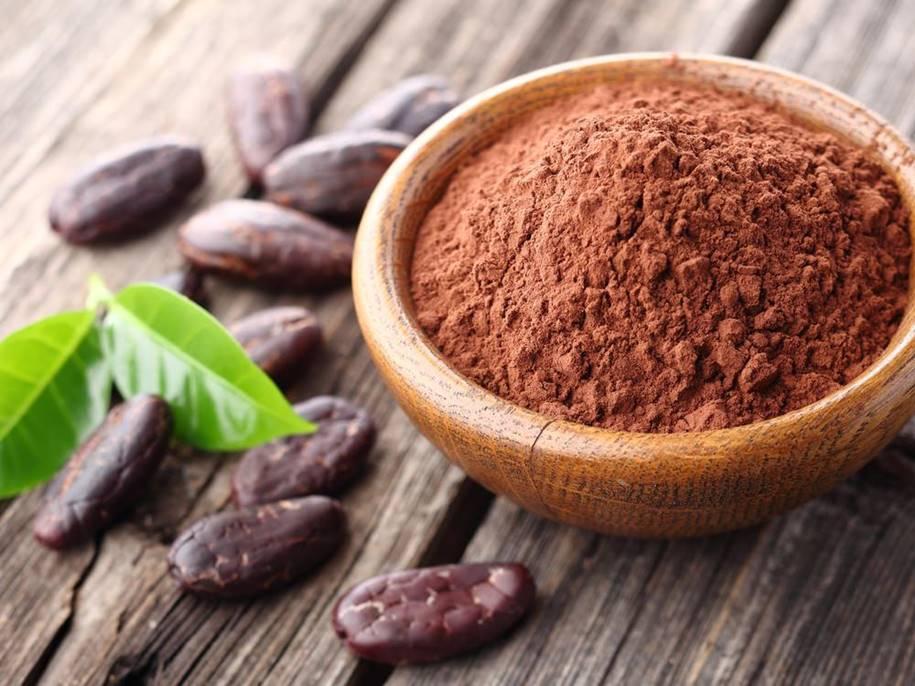 Alimentos para diminuir o Açúcar no Sangue - Cacau