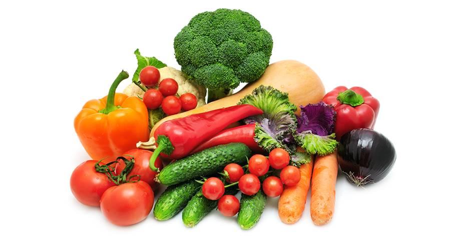 Alimentos que reduzem o Açúcar no Sangue - Verduras
