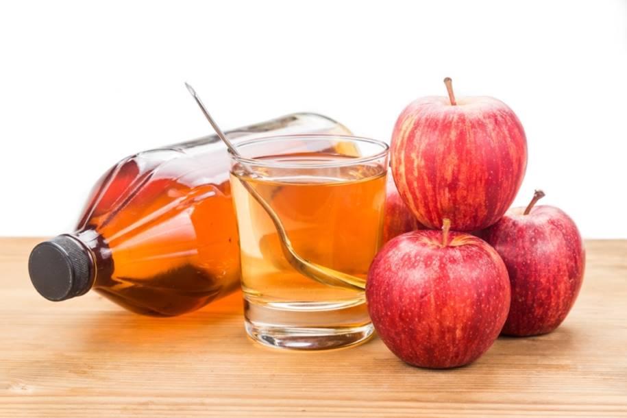 Alimentos que reduzem o Açúcar no Sangue - Vinagre de Maçã