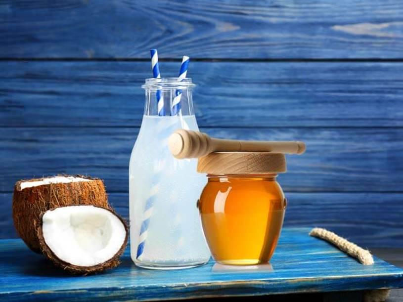 Benefícios da água de Coco - Fonte de nutrientes
