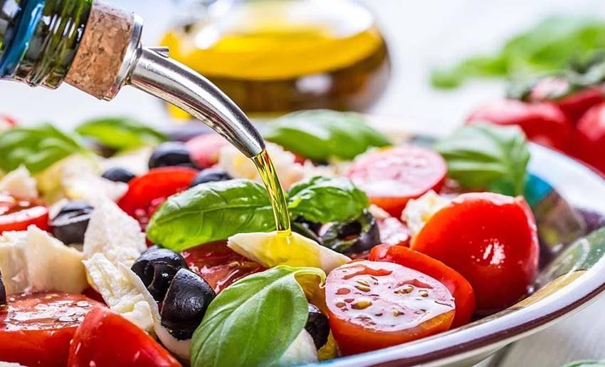Dieta Mediterrânea - Aprenda a perder peso com saúde
