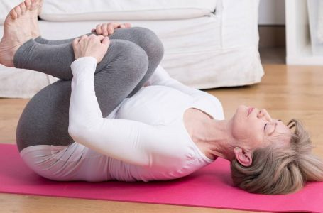Exercícios para aliviar dor nas costas!