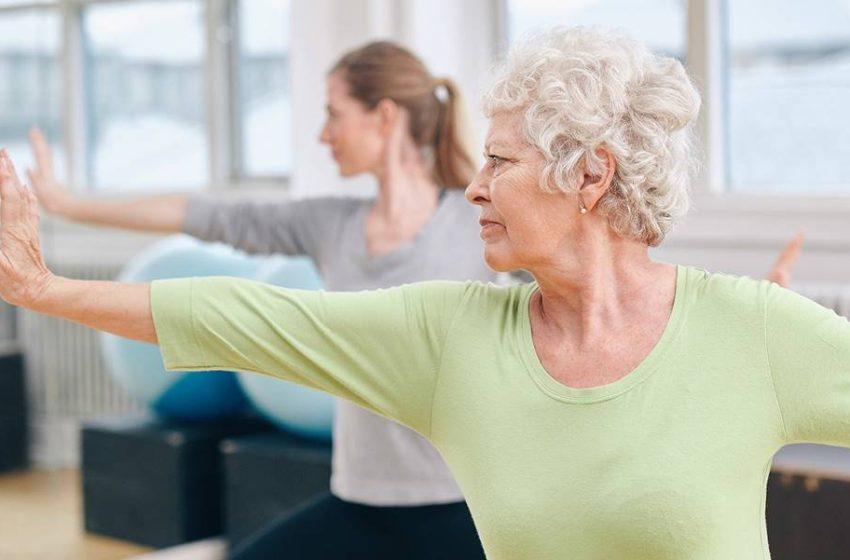 5 Melhores Exercícios físicos para Melhor idade